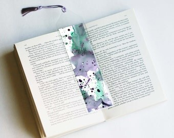 Personalized Bookmark Unique Bookmarks Cute Bookmarks Custom Bookmark Favors Paper Bookmarks For Books Book Lover Gift Book Nerd Book Marks