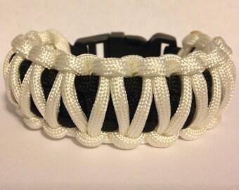King Cobra Weave Paracord Bracelet