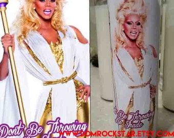 RuPaul Saint Candle - Don't Be Throwing No Shade