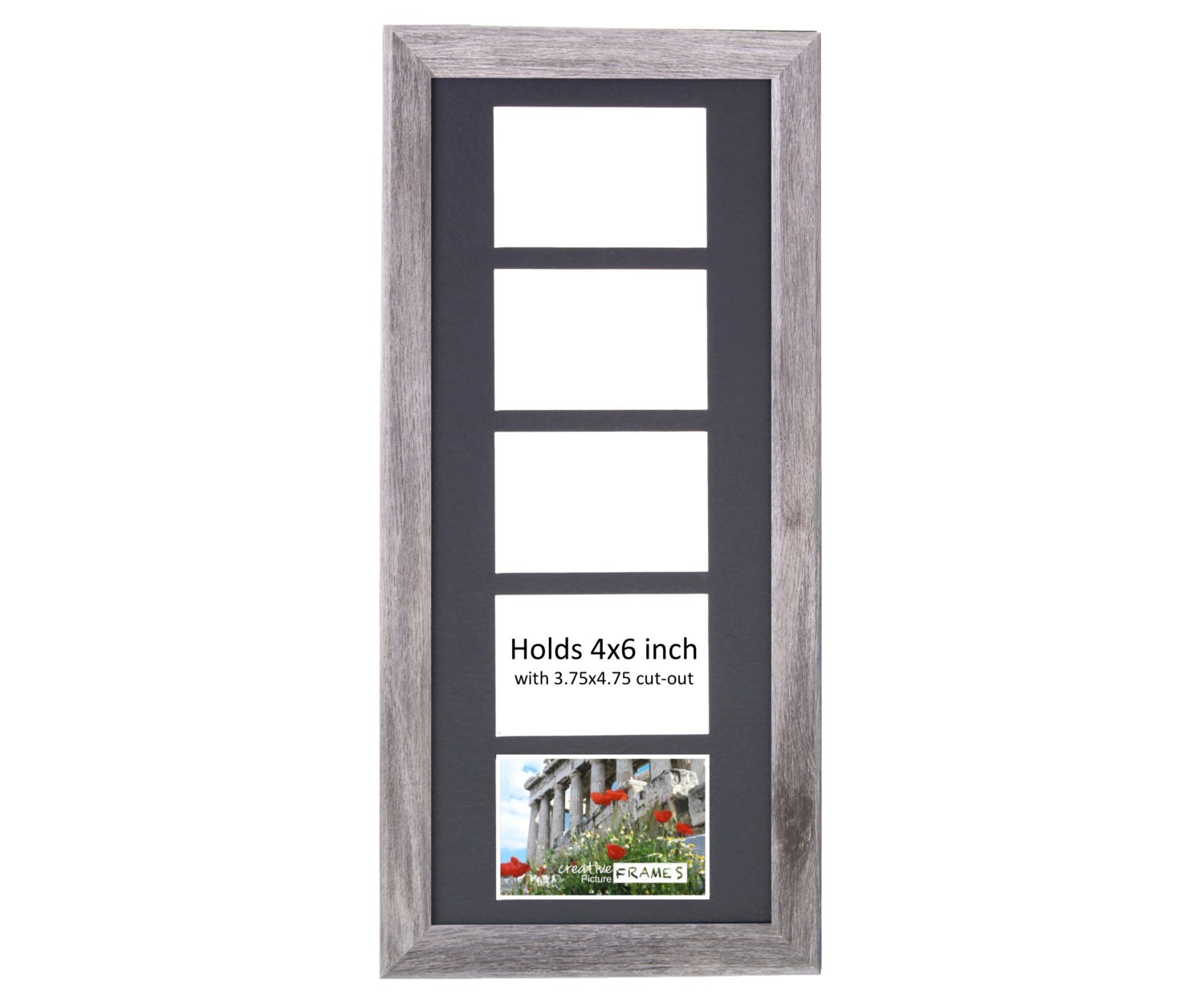 Driftwood Picture Frame 2 3 4 5 6 7 8 9 10 Opening Glass