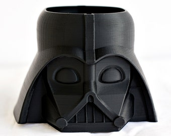 Darth Vader Pot (High Quality)