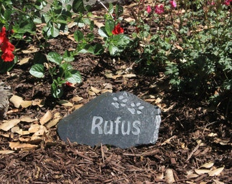 Small Pet Memorial Stone