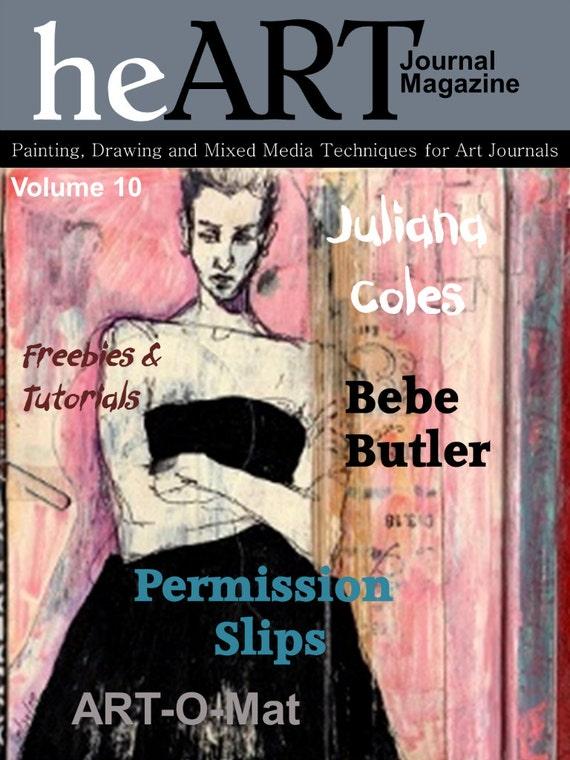 heART Journal Magazine Issue #10