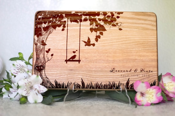 Wedding Gifts For Active Couples : Unique wedding gift for couple Personalized wedding gift Custom ...