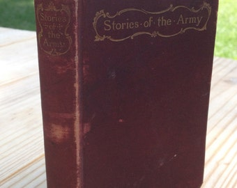 Stories from Scribner. Stories of the Army 1893
