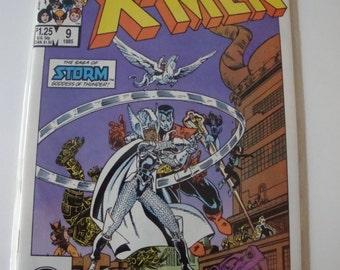 X-Men Annual 9