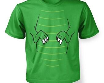T-Rex Costume kids t-shirt