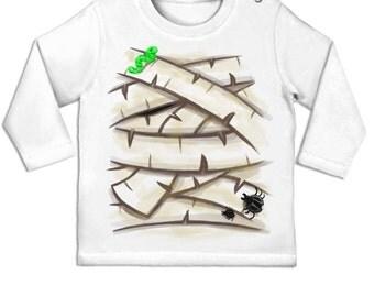 Mummy Costume long sleeve baby t-shirt