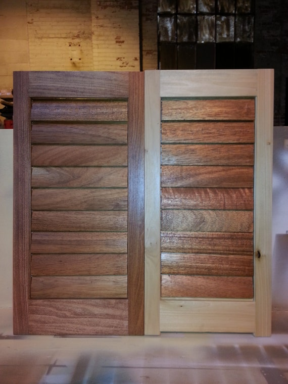 Plantation Shutters Solid Wood Unfinished Paint By Theshuttershed