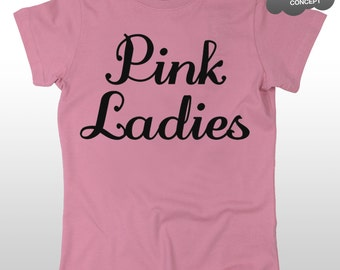 Pink ladies | Etsy