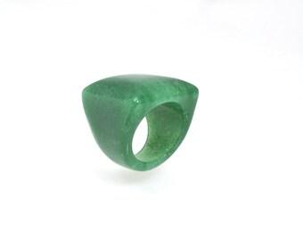 Size 6.5 Quartz Ring