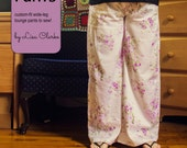 Fancypants Sewing Pattern and Tutorial