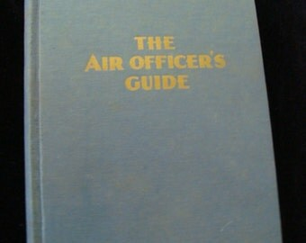 1949 The Officer's Guide Book