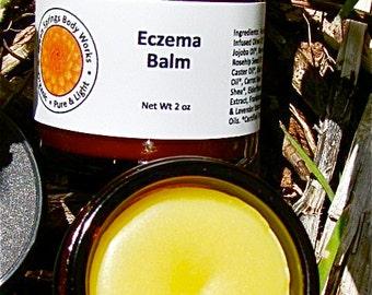 Organic Eczema Body Balm - Salve