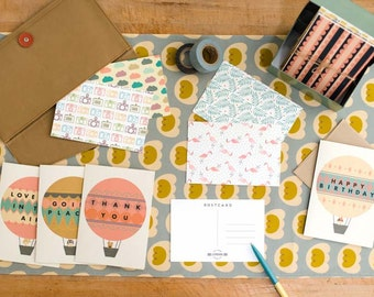 Cotton Canvas Table Runner