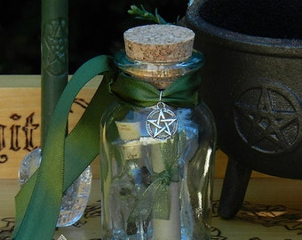 Fortuna Money Spell . Flow of Abundance & Prosperity Workings . Pagan, Wiccan Witchcraft