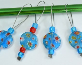 Loom stitch markers Etsy