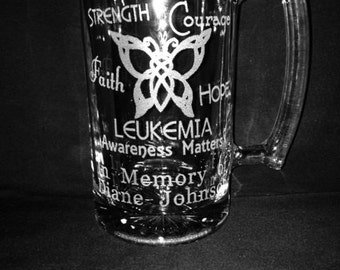 Leukemia Awareness Mug