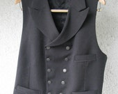 Peak Lapel Military Vests
