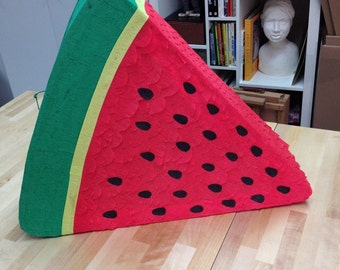 Watermelon Pinata -MADE TO ORDER