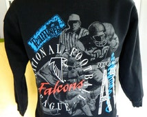 Atlanta Falcons 1991 NFL football vintage sweatshirt - size medium/large
