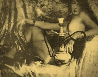 Absinthe and Laudanum in the Afternoon Perfume Oil - opium poppy, labdanum, tonka, wormwood - 5 ml.