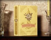 Hollow Book Safe (Mansfield Park)