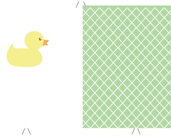 Rubber Duckie Banner