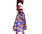 Malibo High-waist Skirt