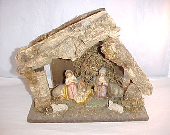 Nativity Creche Made in Italy