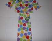 """Disney Inside out emotions doll pajamas fits 18"""" doll American Girl"""