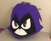 Teen Titans Go Inspired RAVEN handmade Pinata