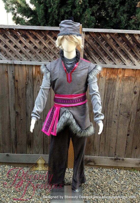 Adult Kristoff Costume