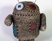 Patches the Voodoo Droid - Customized 3 inch Mini Android