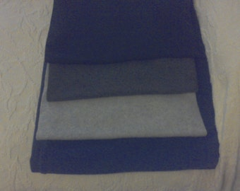 Fleece for purchase with a tshirt quilt