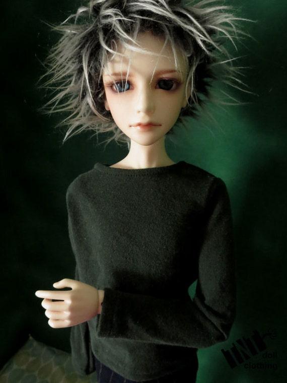 Hunter Green Long Sleeve 60cm BJD Tee-Shirt SD/SD13