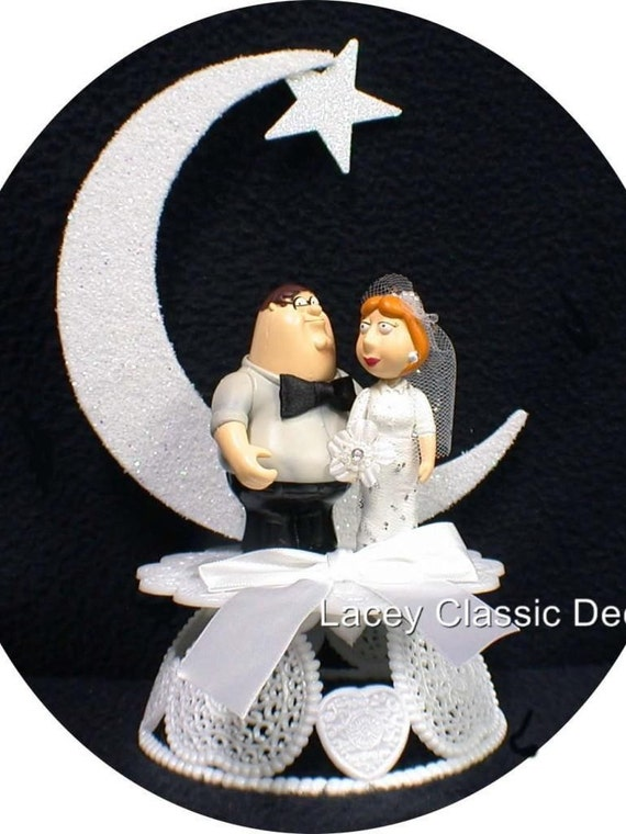 funny family wedding cake toppers this his family wedding cake topper lois and 14544