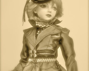 BJD Steampunk clothes