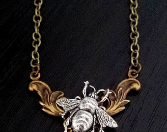 Bumble Bee Bliss #1 - Victorian Steampunk inspired