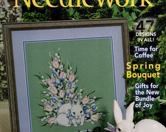 At Home with Needlework - 2006 April Issue