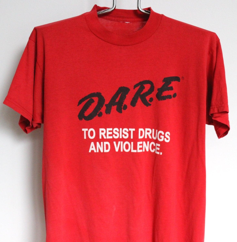 Dare t shirt vintage