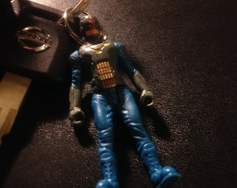 Guardians of the Galaxy Nova corps keychain.