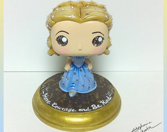 Cinderella Funko Pop Custom