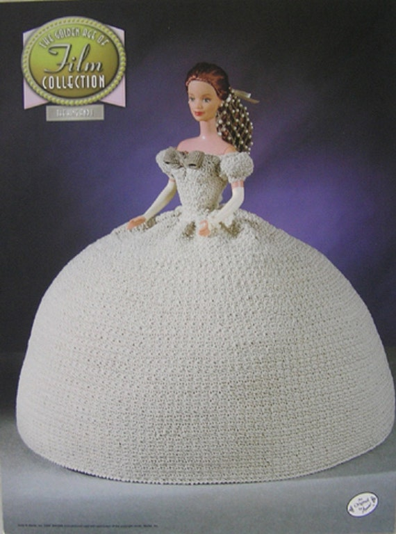 Annie S Attic Crochet Bed Doll Pattern Golden Age Of Film