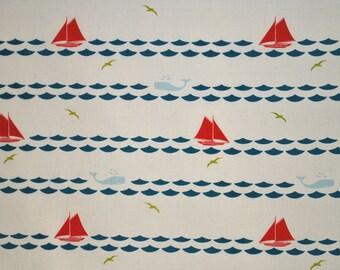 Set Sail Organic Cotton, 1 yard