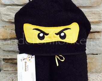 Adult Hooded Towel