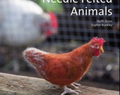 Making Needle-Felted Animals book by Steffi Stern and Sophie Buckley