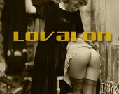 MATURE... My Mistress Never Misses... Instant Digital Download... Vintage Erotic Photography... Vintage Nude Photo