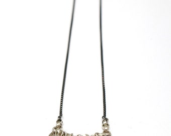 Cloud Chain Sterling Silver