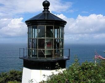 Cape Meares Lighthouse- Netarts, Oregon